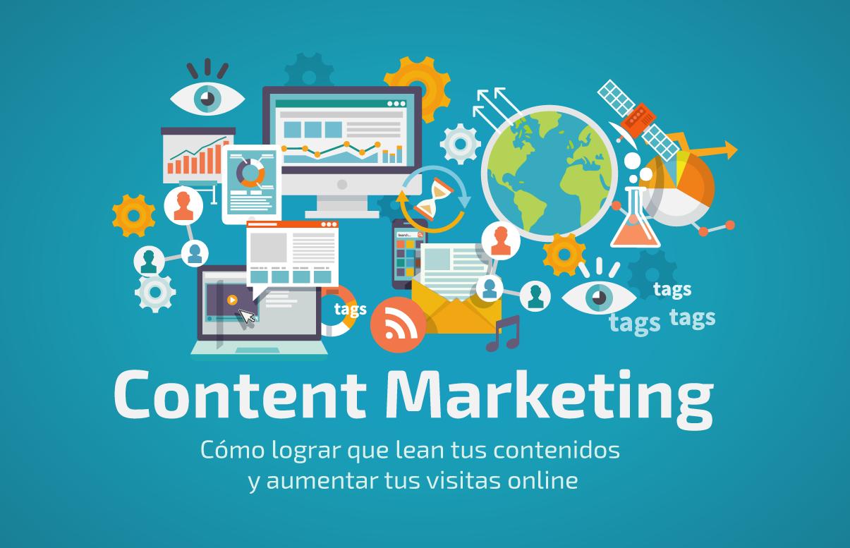 La importancia del Content Marketing para un buen posicionamiento web